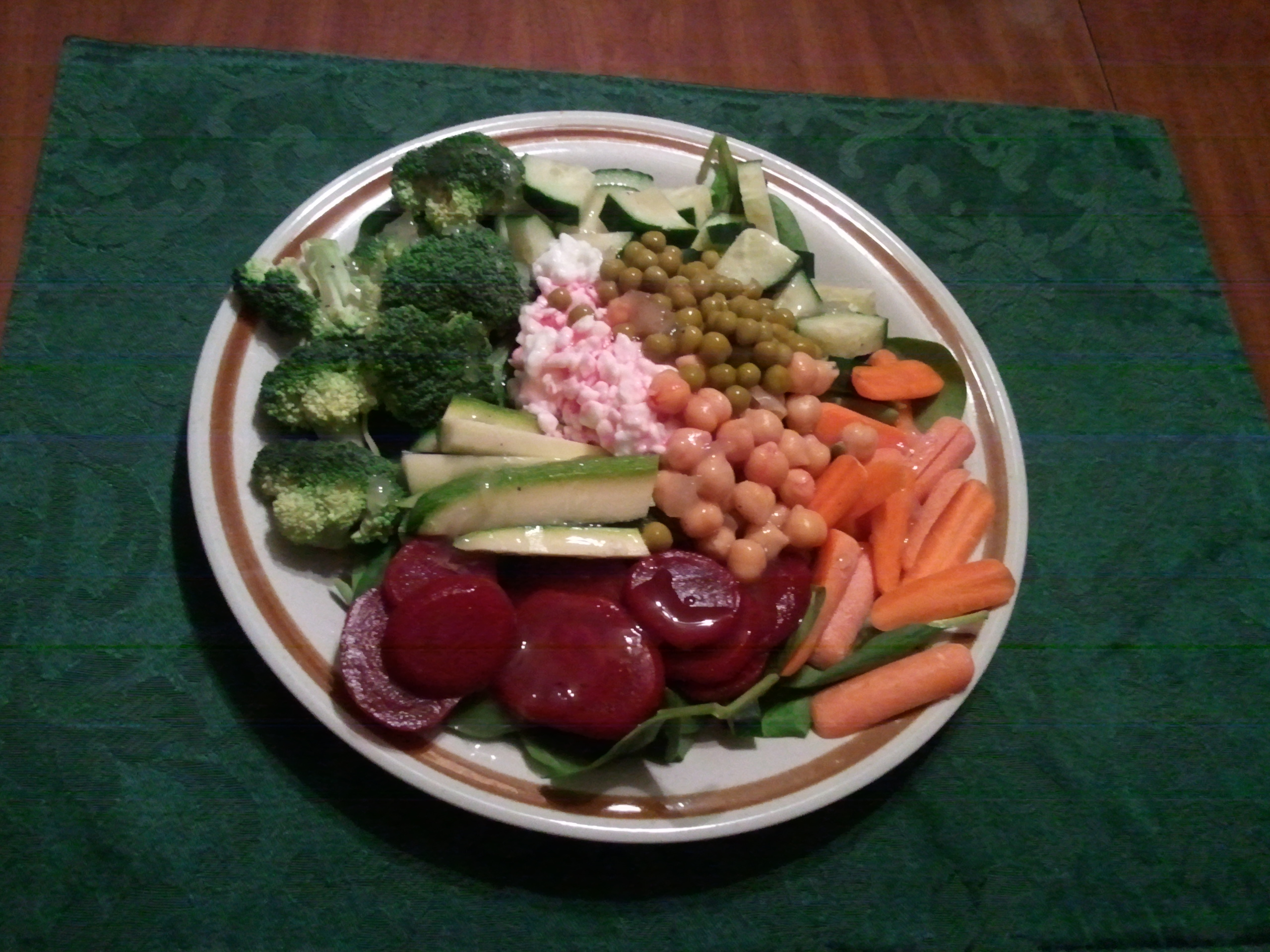 Souper Salad Menu Nutrition
