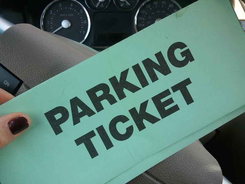 how to get a parking ticket reduced